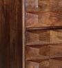 Reno Two Door Wardrobe In Provincial Teak Finish By Woodsworth