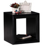 Fairmont Solid Wood End Table in Espresso Walnut Finish by Woodsworth