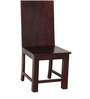 Elkhorn Dining Chair in Passion Mahogany Finish by Woodsworth