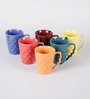 Cdi Stoneware 250ML Mug - Set of 6