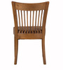 Cecilio Dining Chair (Set of 2) in Cocoa Finish by CasaCraft