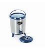 Cello Safari Stainless Steel Jug (8 LTR) Blue