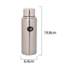 Cello Vigo Silver Stainless Steel 350 ML Flask