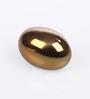 Micasa Gold Ceramic Egg Office Dcor Accessory
