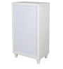 Chest of Six Drawers in White Colour by Penache Furnishings