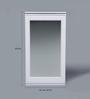 Cipla Plast White Hips & Glass Bath Storage 1 Pc
