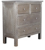 Hiranya Chest Of Drawers with Repousse work by Mudramark