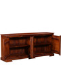 Barnet Sideboard in Honey Oak Finish by Amberville