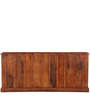 Barnet Sideboard in Honey Oak Finish by Amberville