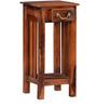 Lehnart End Table in Honey Oak Finish by Amberville