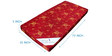 Coir Mattress in Maroon Colour by Story@Home