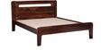 Bonduel Queen Bed in Provincial Teak Finish by Woodsworth