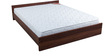 Free Offer - Convenio 4 Inch Thick Multi-Colour Foam Mattress by Kurl-On