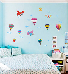 Cortina Air Theme Vinyl Wall Stickers