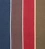 Contrast Living Multicolour Cotton 36 x 24 Inch Stripe Nikunj Dhurrie