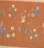 Contrast Living Multicolour Wool & Cotton 86 x 62 Inch Punja Dhurrie