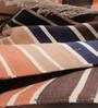 Contrast Living Multicolour Cotton 60 x 36 Inch Suzani Area Rug 96 x 60 Inch Suzani Area Rug