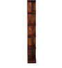 Benton Book Shelf in Honey Oak Finish by Woodsworth