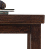 Cotsworld Solid Wood Console Table in Provincial Teak Finish by TheArmchair