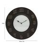 Alicja Wall Clock in Multicolour by CasaCraft