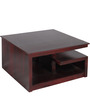 Olney Large Coffee Table in Passion Mahogany Finish by Woodsworth