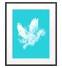 DailyObjects Paper Bring Me Peace Framed Art Print
