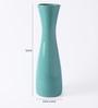 Decardo Green Ceramic Vase