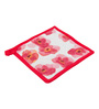 Decotrend Poppy Multicolour Cotton Kitchen Linen Set of 5