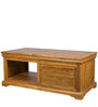 Denver Coffee Table in Brown Oak Colour by HomeTown