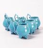 Deseo 130 ML Porcelain Cups - Set of 6