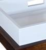 Dixon Coffee Table in Provincial Teak Finish by Woodsworth