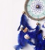 Rooh Wellness Royal Sea Shell Multicolour Wool Dream Catcher