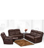Dream Recliner in Chocolate Brown Colour by Durian