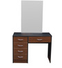 Dressing Table in Light Brown Colour by Parin