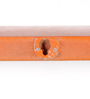 Driftingwood Orange & Brown MDF Intersecting Storage Wall Shelf