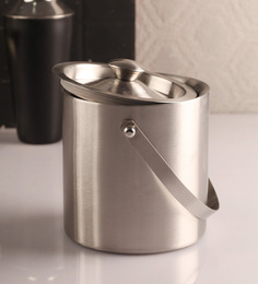 Dynamic Store Stainless Steel 1500 ML Ice Bucket