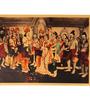 E-Studio 877 Ram Sita Wedding Metal Wall Accent