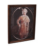 E-Studio Wooden 8 x 13 Inch Framed Historic Picture Frame