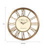 E-Studio Multicolor Brass Westminster Clock