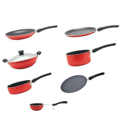 EAGLE  Non-Stick Cookware Set Of 7