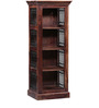 Cromwell Book Shelf in Provincial Teak Finish by Amberville