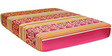 Econil Single Size Bonnell Spring Mattress in Maroon Colour by Nilkamal