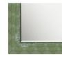 Agueda Bath Mirror in Green by CasaCraft