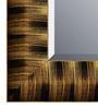 Elegant Arts and Frames Black Wooden Decorative Wall Mirror