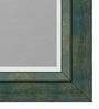 Natal Minimalist Mirrors in Blue by CasaCraft