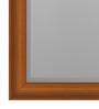 Puebla Minimalist Mirrors in Brown by CasaCraft