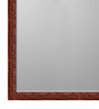 Marcelo Minimalist Mirrors in Brown by CasaCraft