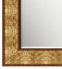 Elegant Arts and Frames Gold Wooden Decorative Wall Mirror