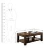 Eliot Rectangular Coffee Table by Asian Arts