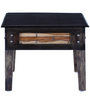 Elliston Coffee Table in Warm Chestnut Finish by Amberville